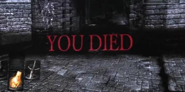Jogadores de Dark Souls sabem do que estou falando