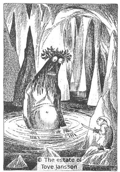 Sim, é o encontro de Bilbo com o Gollum