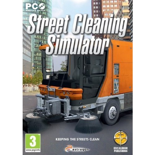 Gry PC Street Cleaning Simulator (PC)