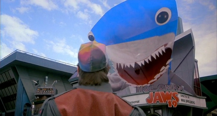 back to the future jaws