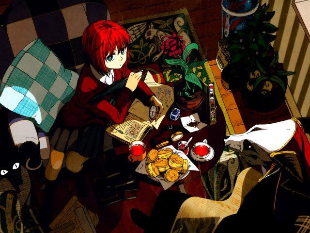 O fascínio dos animes com a magia ocidental