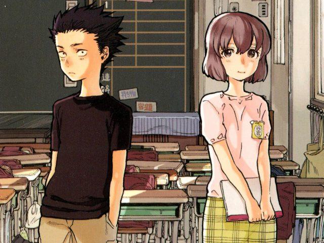 """""""Koe no Katachi"""": um novo olhar sobre o bullying"""