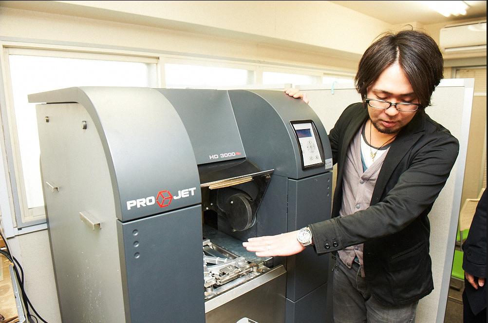 figure 3d printer