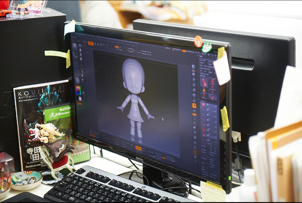 figure digital