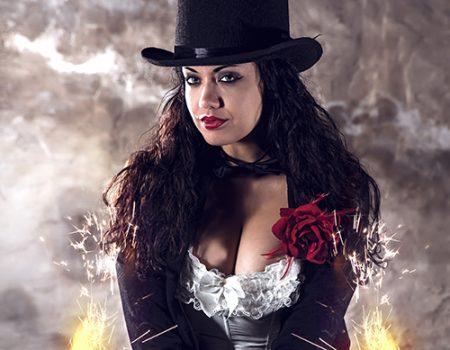 Profissionais do Cosplay: Victoria Avalor