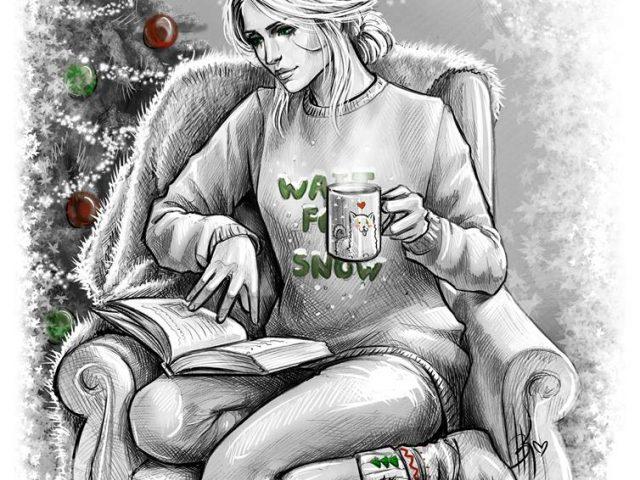 Feliz natal e um ótimo ano novo!