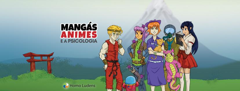 """""""Mangás, Animes e a Psicologia"""": veja o que rolou no lançamento"""