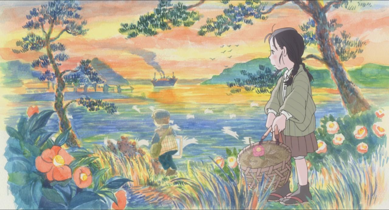 """""""Kono Sekai no Katasumi ni"""": a geração que não sabia ver"""