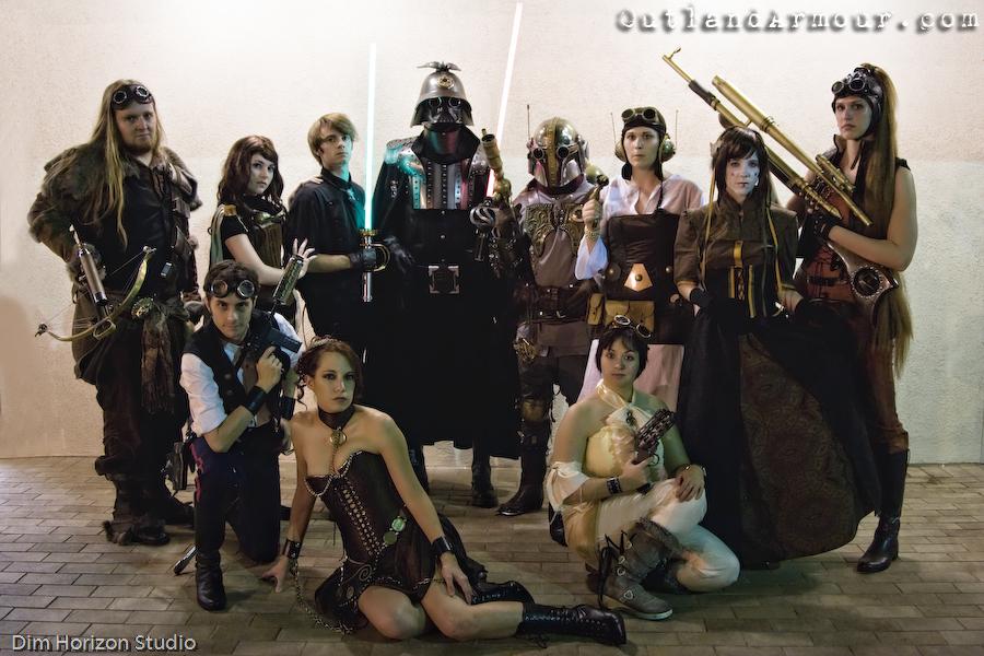 """""""Cosplay, Steampunk e Medievalismo"""": muito além da fantasia"""