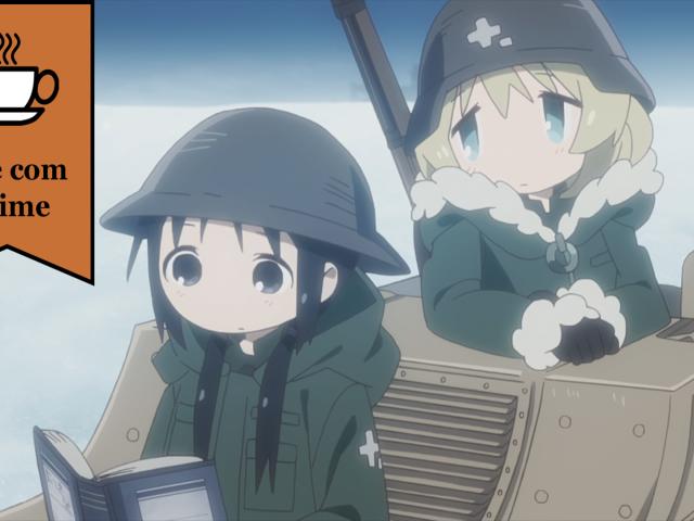 """Café com Anime: """"Girls' Last Tour"""" episódio 2"""