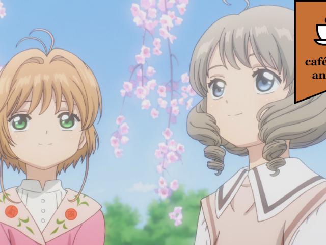 """Café com Anime: """"Cardcaptor Sakura: Clear Card Hen"""" episódio 5"""