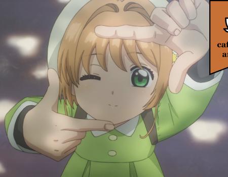 """Café com Anime: """"Cardcaptor Sakura: Clear Card Hen"""" episódio 6"""