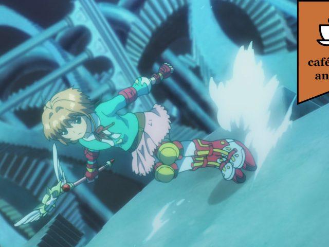 """Café com Anime: """"Cardcaptor Sakura: Clear Card Hen"""" episódio 10"""