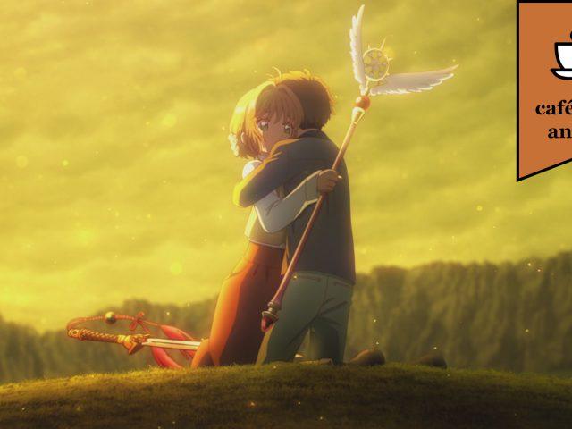 """Café com Anime: """"Cardcaptor Sakura: Clean Card Hen"""" episódio 14"""