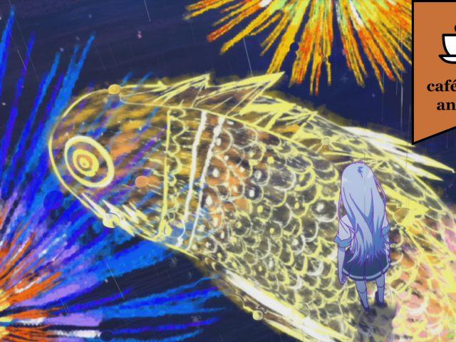 """Café com Anime: """"Irozuku Sekai no Ashita Kara"""" episódios 6 e 7"""