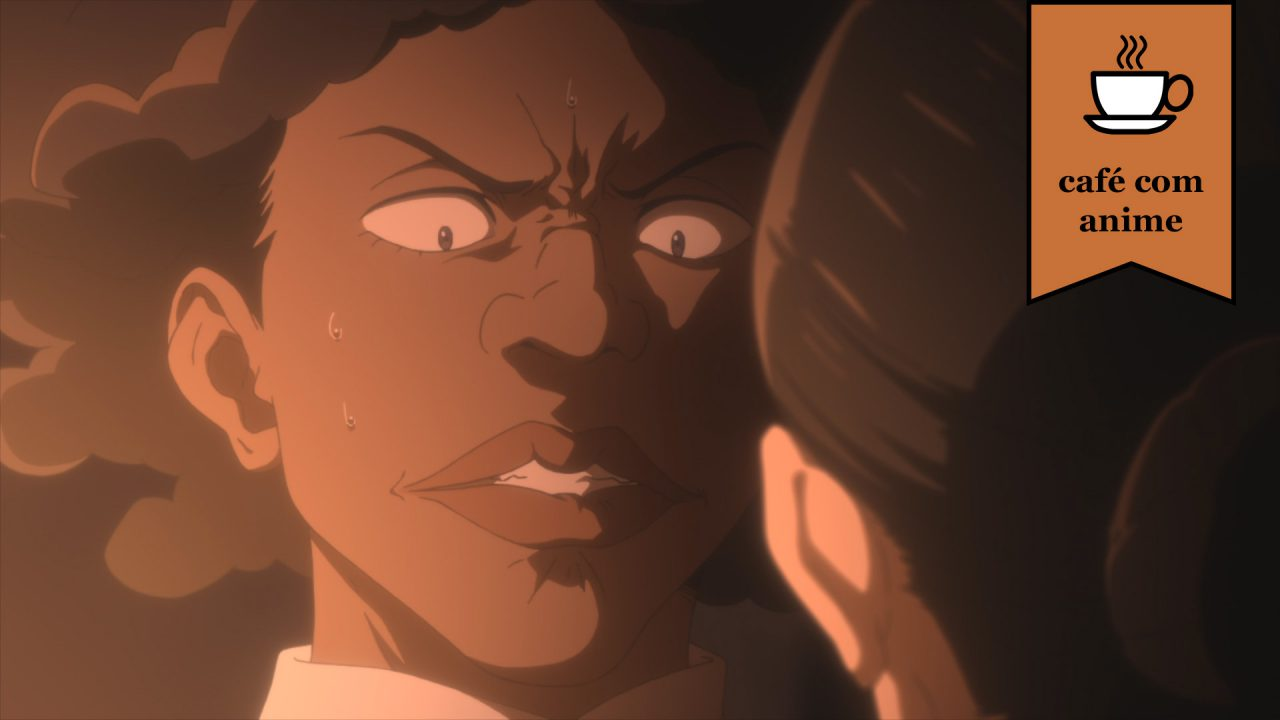 "Café com Anime: ""The Promised Neverland"" episódios 3 e 4"