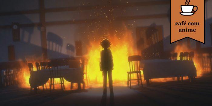"""Café com Anime: """"The Promised Neverland"""" episódios 10 e 11"""