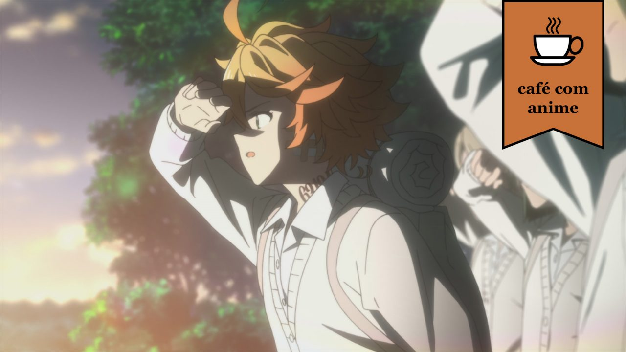 "Café com Anime: ""The Promised Neverland"" episódio final"