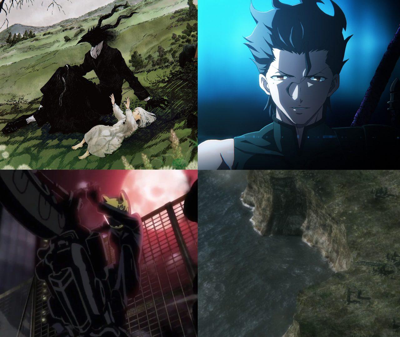 De onde vem o fascínio dos animes com a Irlanda?