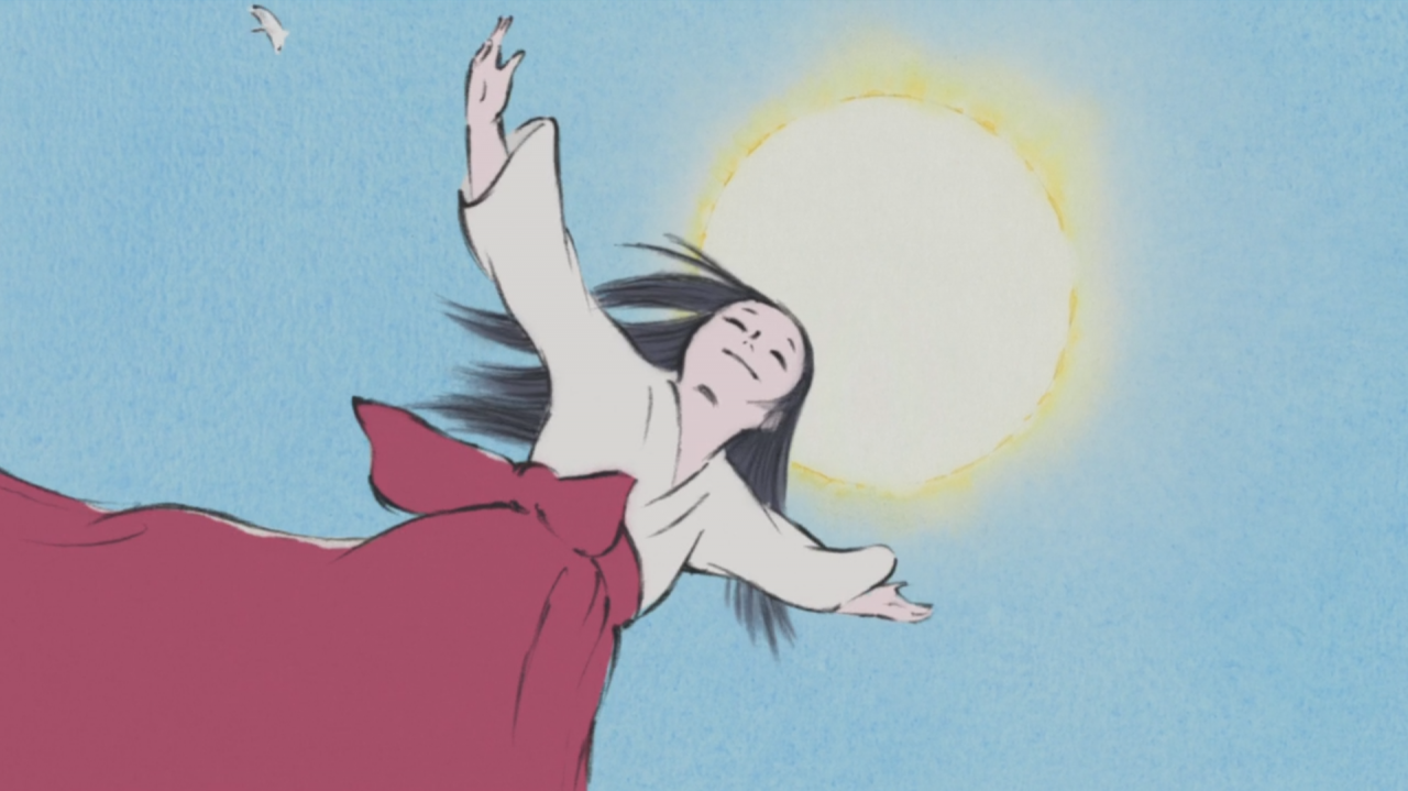 "Kaguya Hime"": em busca do presente – finisgeekis"