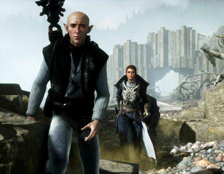 Dragon Age: O Charme do Desconhecível