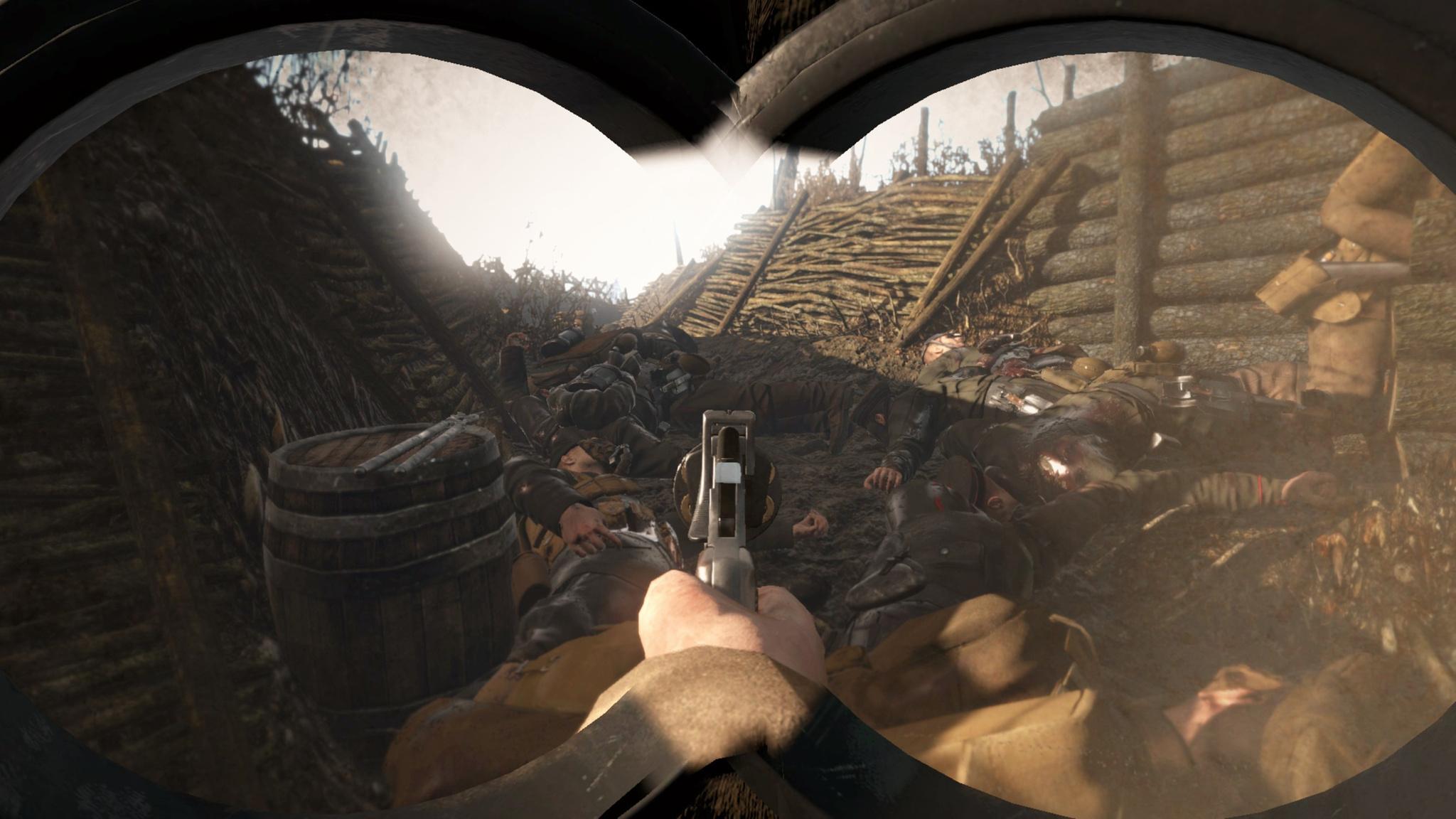 verdun trench carnage