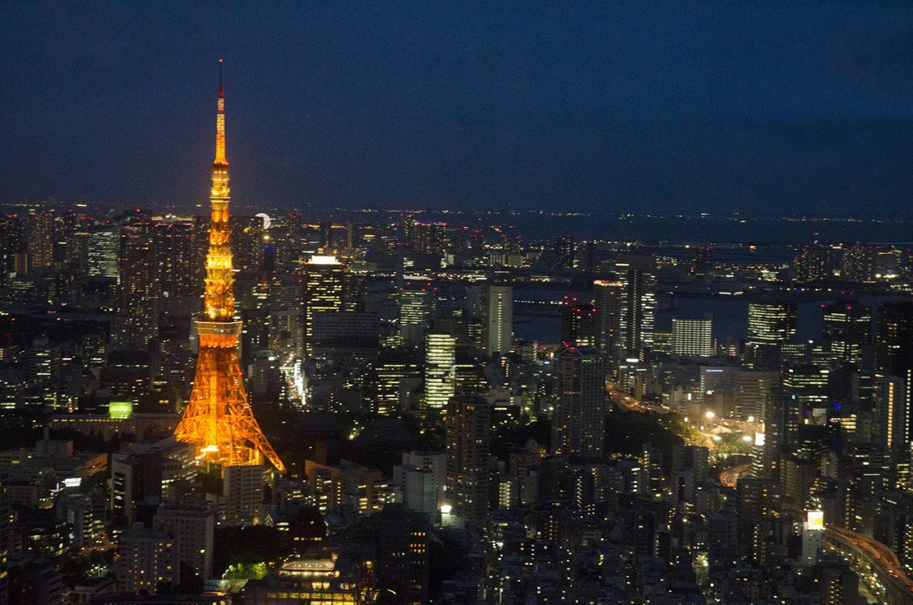 Uma aventura no Japão #1: Tóquio pela primeira vez