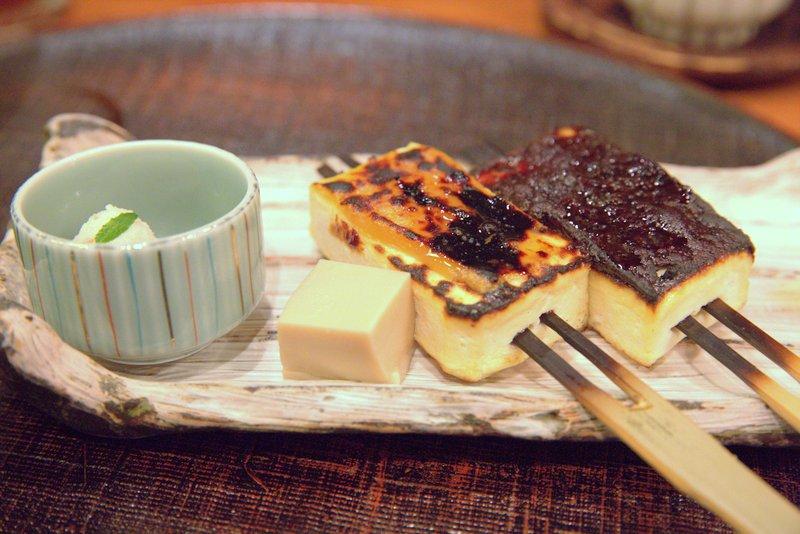 Uma aventura no Japão #5: o tofu e o sake que você nunca conheceu
