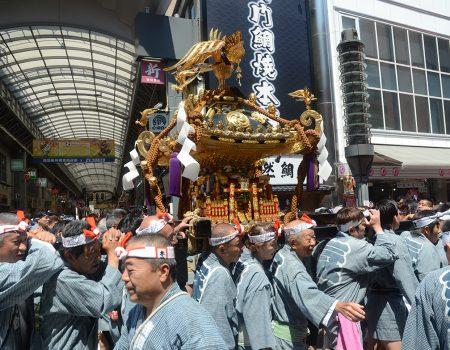 Uma aventura no Japão #9: Sanja Matsuri: o festival dos yakuza