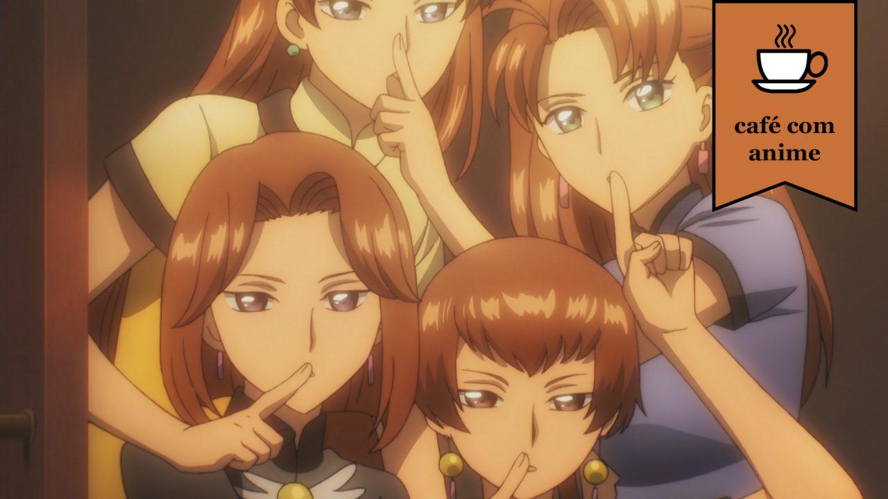 """Café com Anime: """"Cardcaptor Sakura: Clear Card Hen"""" episódio 19"""