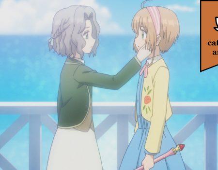 """Café com Anime: """"Cardcaptor Sakura: Clear Card Hen"""" episódio 20"""