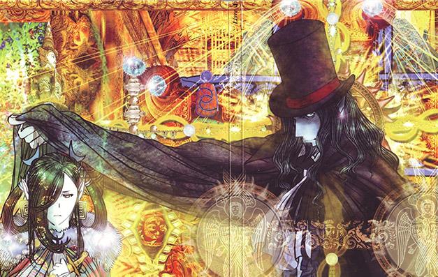 """Anime x Livro: """"Gankutsuou: O Conde de Monte Cristo"""""""