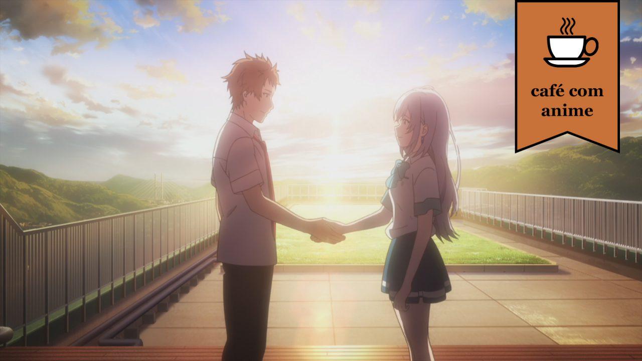 """Café com Anime: """"Irozuku Sekai no Ashita Kara"""" episódio 9"""