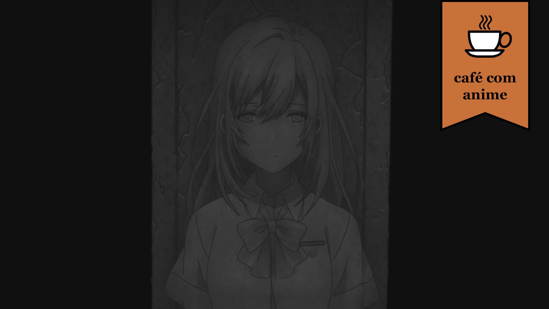 """Café com Anime: """"Irozuku Sekai no Ashita Kara"""" episódio 10"""
