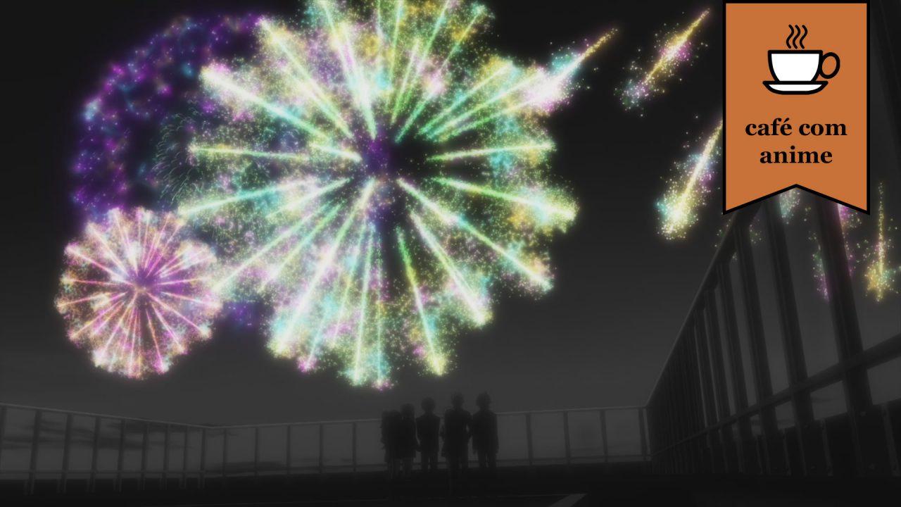 """Café com Anime: """"Irozuku Sekai no Ashita Kara"""" episódios 11 e 12"""