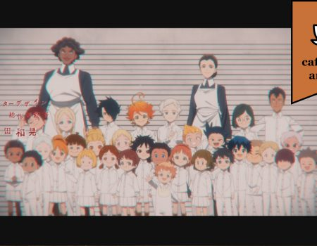 "Café com Anime: ""The Promised Neverland"" episódios 1 e 2"