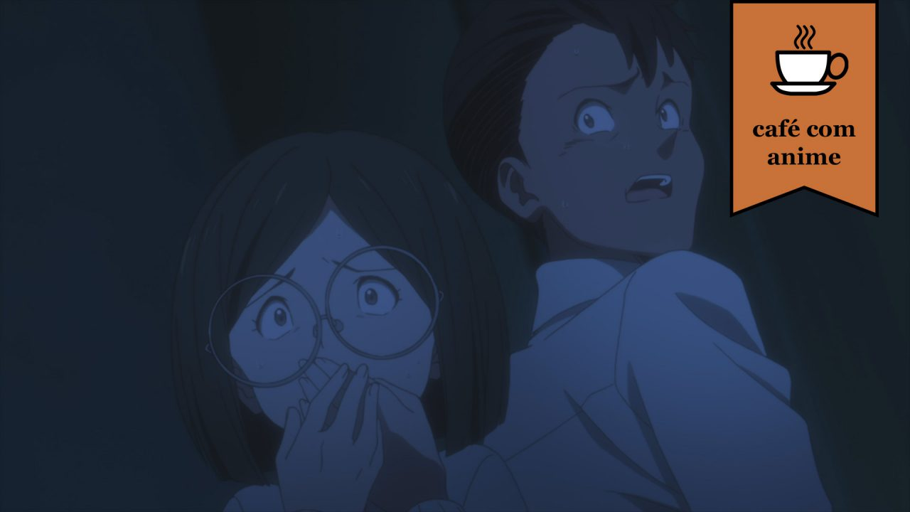 "Café com Anime: ""The Promised Neverland"" episódio 5"
