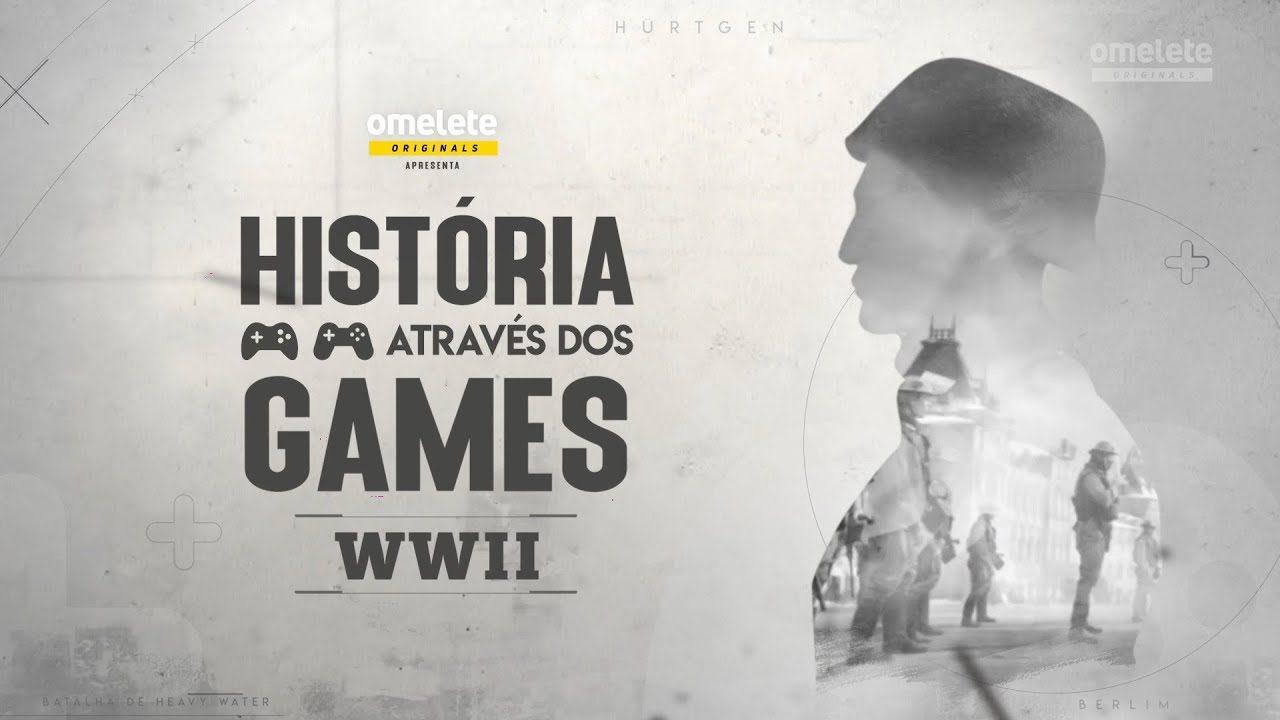 """""""História Através dos Games"""": minha participação no documentário do The Enemy"""
