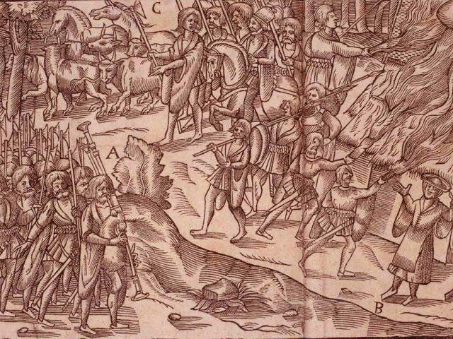 """""""Os Triunfos de Tarlac"""" dev diary #8 : os desastres"""